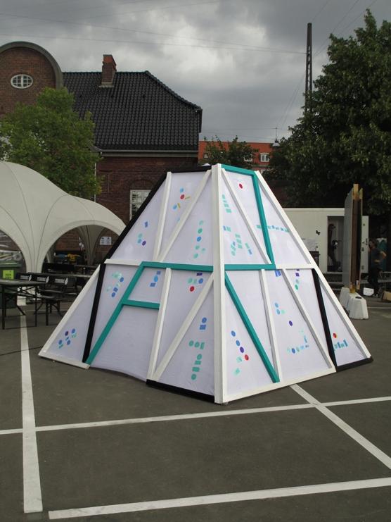 we diseñamos-hamman xxi-arquitectura efímera-copenhague-galorefestival2013-art installation-riopark -instalación artistica -españa