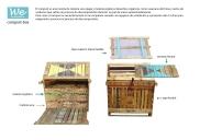 composteras - we diseñamos – art intallation – Madrid huerto urbano la ventilla 07