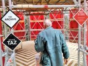 archive taz, artinstallation,casino luxembourg, todo por la praxis, wediseñamos, instituto do it yourself, riopark, color (7)