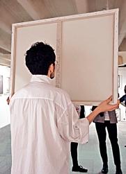 PERFORMANCE ART JUSTAM08 JUSTMAD LAJUANGALLERY RIOPARKK WEDISENAMOS CONTEMPORARYART MADRID (4)