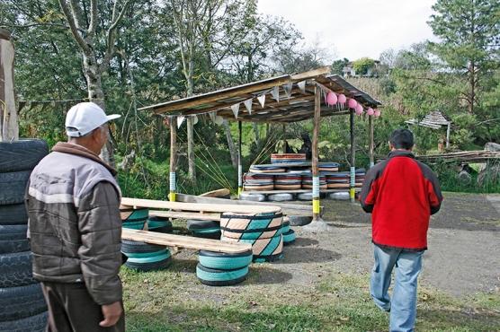 guineo con pan , parque sostenible mayancela, sinincay, huesped nativo wedisenamos, rioparkk (2)