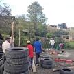 guineo con pan , parque sostenible mayancela, sinincay, huesped nativo wedisenamos, rioparkk (3)