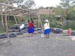 guineo con pan , parque sostenible mayancela, sinincay, huesped nativo wedisenamos, rioparkk (9)